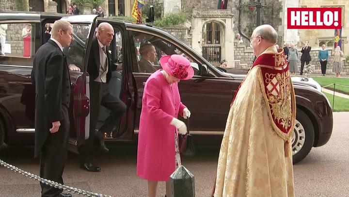 Lady Gabriella Windsor\'s Wedding - The Round-up