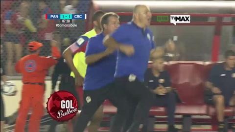 Narrador panameño llora al cantar gol que llevó a Panamá al mundial