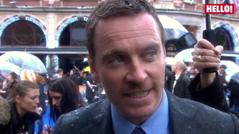 Michael Fassbender, James McAvoy, Sir Ian McKellen take London by storm on the blue carpet of X-Men Days of Future Past
