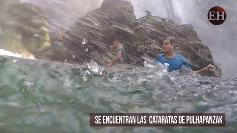 Tierra Adentro: Cataratas de Pulhapanzak