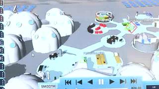 Diseñan la futura ciudad lunar de la NASA