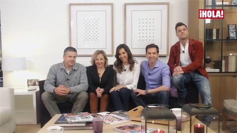 Paloma Lago, Carmen Machi y Fonsi Nieto no se dejan parar por el asma