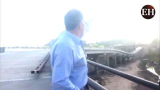 Alcalde Nasry Asfura explica avances de la Vía Rápida