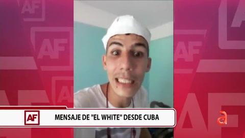 El White dice desde Cuba que los gritan Patria o Muerte son unos descarados