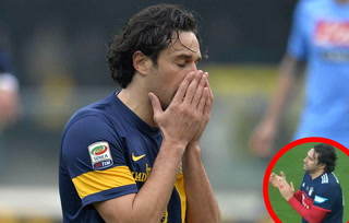 VIDEO: El increíble cambio físico de Luca Toni tras dejar el fútbol