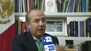 Expectativa de cambio en Cuba se hace añicos: Calderón