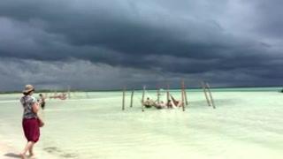 Turismo en isla Holbox, amenazado por falta de agua y luz