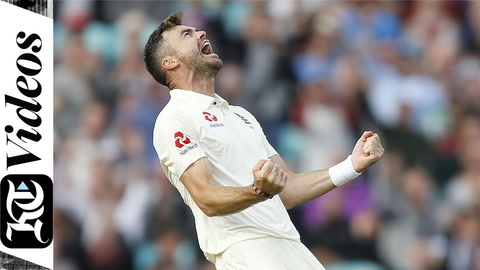 Watch: Anderson seams unplayable at 600 wickets