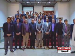 وزیر اعظم سے پی بی اے، سی پی این اے، اے پی این ایس کے وفود کی ملاقات