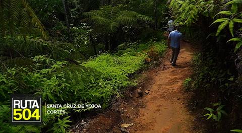 Santa Cruz de Yojoa, ciudad encantadora