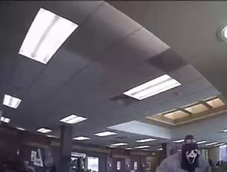Scream Robbery at the FirstBank in Denver - Scene 6