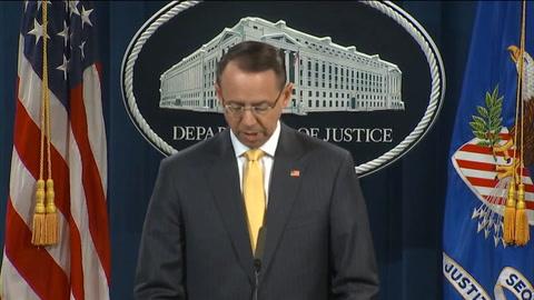 Justicia de EEUU inculpa a 13 rusos por injerencia en elecciones