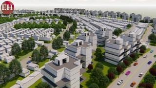 Construirán 10 mil viviendas en Residencias Morazán en la capital