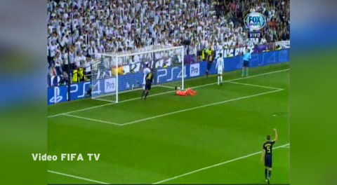 Real Madrid 1-1 Tottenham (Champions League 2017)