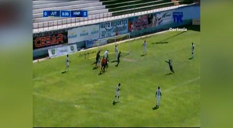 Juticalpa 1-1 HNP (Liga Nacional 2018)