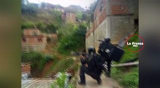 Así fue el combate y la muerte de Óscar Pérez y su grupo