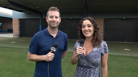 Darren & Marty on early impressions from young Padres spring training
