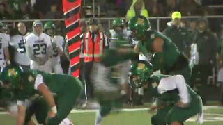 VIDEO: Mt Vernon 36, Catholic 30