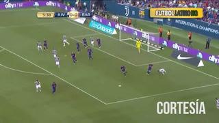 Barcelona vence  2-1 a Juventuscon con goles de Neymar