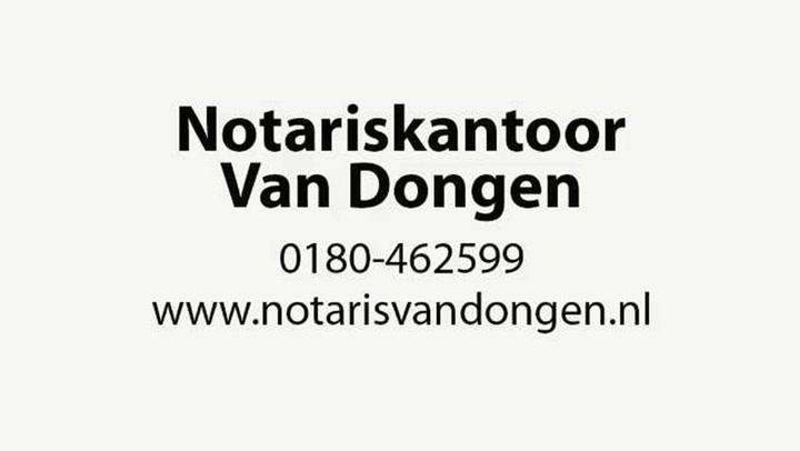Notariskantoor Van Dongen - Video tour