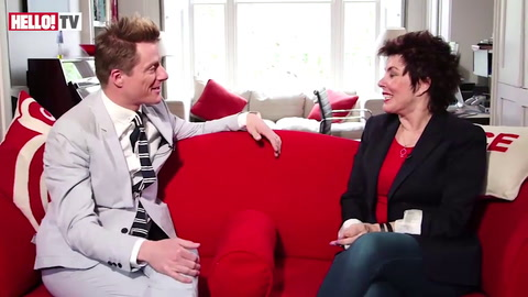 Ruby Wax invites HELLO! Online to her house for an exclusive chat Part 1