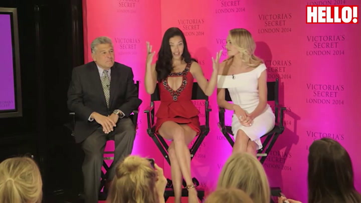 Watch the Victoria\'s Secret angels\' exciting announcement