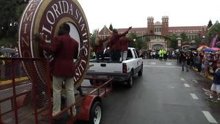 2013 Florida State University Homecoming Parade