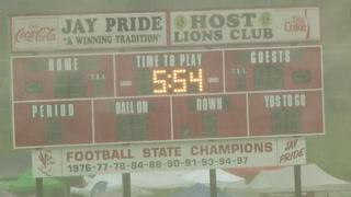 Big school state track, day 1