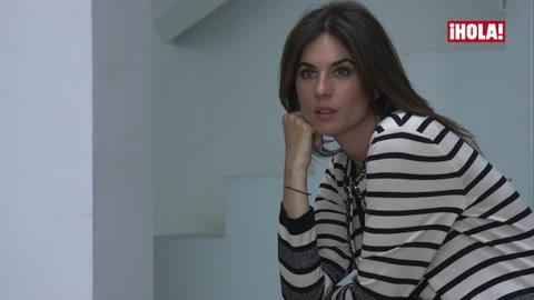 \'Making of\': Lourdes Montes, más espectacular que nunca en ¡HOLA!