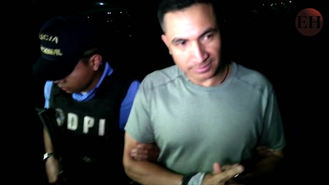 Policía Nacional captura a sospechoso de actos vandálicos