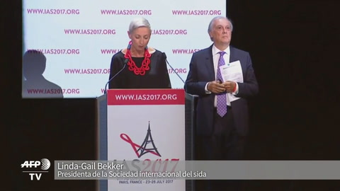Conferencia sobre el sida pide a EEUU que mantenga financiación