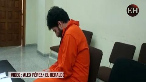 Plutarco Ruiz finge demenecia en el inicio de su juicio contra crimen de la exMiss Honduras