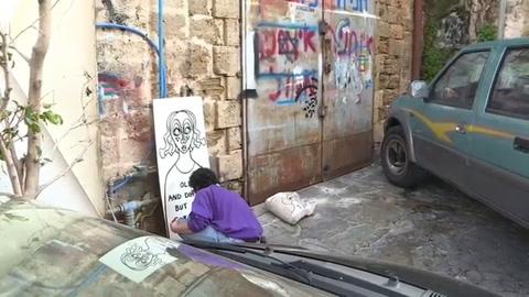 Sara Erenthal, del judaísmo ultraortodoxo a galerías de Brooklyn
