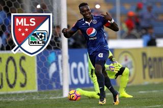 Rubilio Castillo finaliza contrato con Motagua y coquetea con la MLS