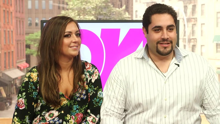 Lauren Manzo Scalia Dishes On Her Wedding Day Routine And The New Season Of  Manzo'd With Children | OK! Magazine