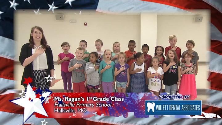 Hallsville Primary School - Ms. Ragan's 1st Grade