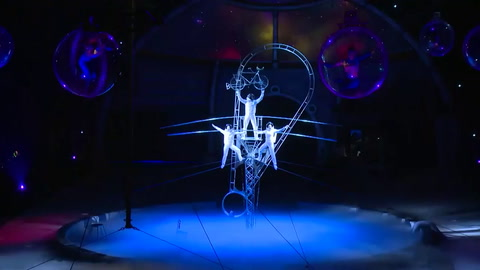 La última función del 'espectáculo más grande del mundo'