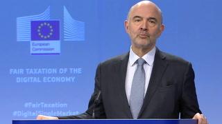 Comisión Europea propone nuevo impuesto a gigantes de internet