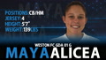 Maya Alicea Highlight Reel