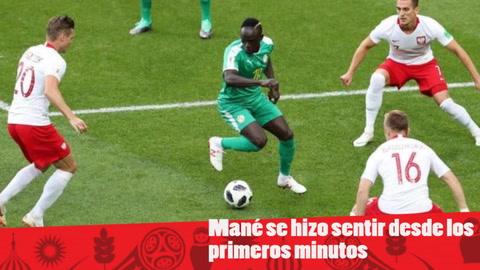 EHmojicrónica: Polonia cae ante una aguerrida Senegal