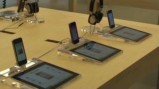 Apple registra primera caída en ventas de iPhone