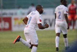 VIDEO: Así fueron los nueve minutos de Wilson Palacios en su redebut con Olimpia
