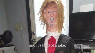Inside the Phoenix Shop That Makes Donald Trump Pinatas