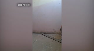 Sorprendente reacción de una francotiradora tras salvarse de un disparo en la cabeza