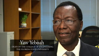 Meet the new dean of Florida A&M University-Florida State University College of Engineering