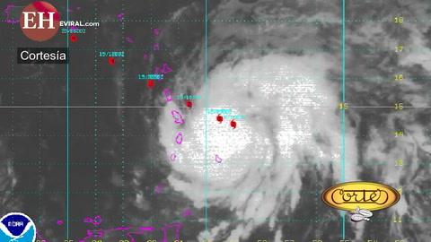Categoria 3 amaneció este lunes el Hucarán María y amenaza el Caribe