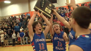 THROWBACK: QND vs. Pleasant Plains 2A Sectional Finals