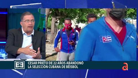 Bajo estricta vigilancia delegación cubana de Beisbol en West Palm Beach