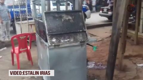 Hombres atentan contra la vida de 'canillita' en El Hato