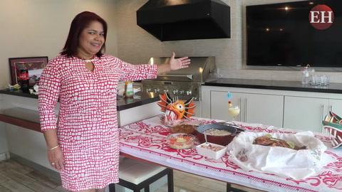 Sabores panameños que perfuman la cocina de Betzaida Guerrero